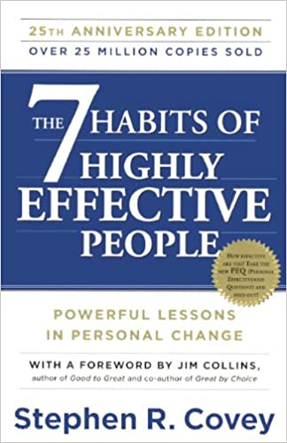 The 7 Habits Of Highly Effective People: 25th Anniversary Edition ...