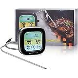 SMARTRO 料理用温度計 オーブン温度計 クッキング温度計 肉 バーベキュー 温度管理 マグネット付き
