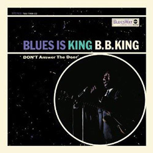 BLUES IS KING B00LC5AGLU