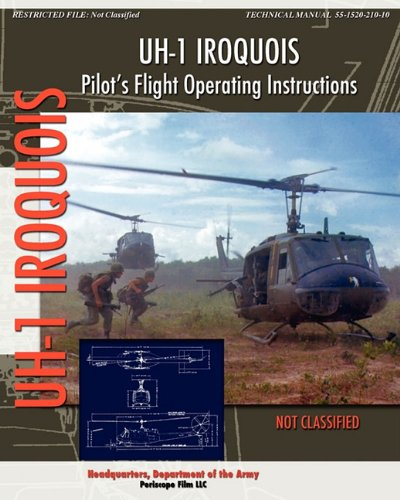 UH-1 Iroquois Pilot's Flight Operating Instructions PDF