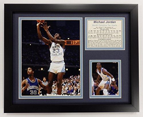 Michael Jordan - North Carolina Final Shot 11