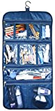 Best Hanging Toiletry Bags - Premium Hanging Toiletry Travel Bag - Cosmetic, Jewelry Review