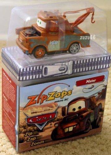 Disney Pixar Cars ZipZaps Micro RC Mater