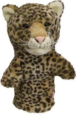 Daphne's Leopard Headcovers by Daphne 's