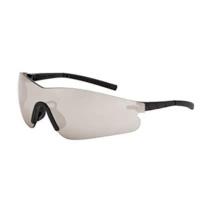 61f9caef3b Image Unavailable. Image not available for. Color  Crossfire Eyewear 3023  Blade Safety Glasses with Black Frame and Silver Mirror Lens