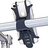 Best Cradle Holders For Navigation Mobile - Fnova Bike Phone Mount, Silicone Adjustable Bicycle Phone Review
