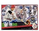 Matt Stairs autographed Baseball Card (Philadelphia Phillies) 2009 Topps #139 NLCS Home Run Highlight