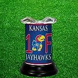 KANSAS JAYHAWKS NCAA TART WARMER - FRAGRANCE LAMP - BY TAGZ SPORTS