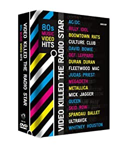 Video Killed the Radio Star Box Set (Russell Mulcahy, David Mallet, Wayne Isham) [DVD] [Reino Unido]