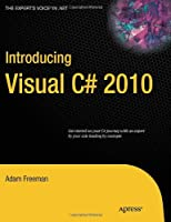 Introducing Visual C# 2010 Front Cover