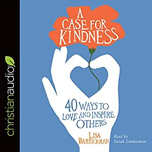 A Case for Kindness Audiobook
