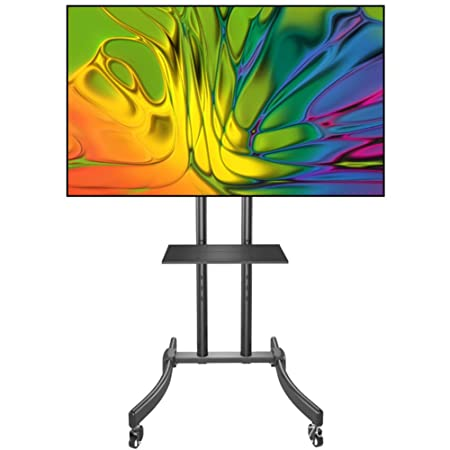 Xue Universal TV Cart, para 37 - 70 Pulgadas LCD LED TV Wire ...