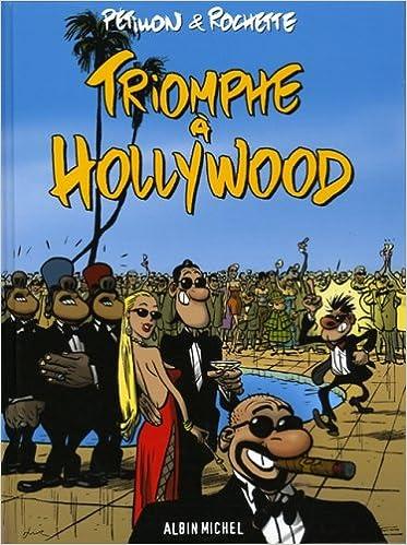 Lire Triomphe à Hollywood pdf