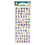 FUN STICKERS ALPHABET. CPT 6561001 by Craft Planet