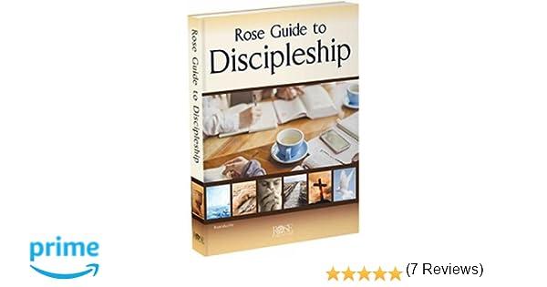 Rose Guide to Discipleship: Rose Publishing: 9781628623581: Amazon ...