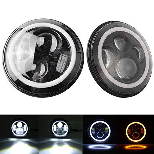 Led Light Rings Headlights - 5