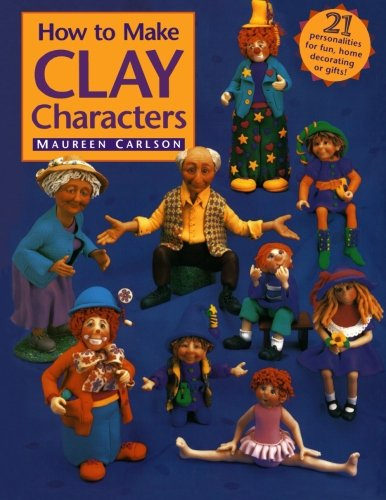 How to Make Clay Characters (Make Clay)