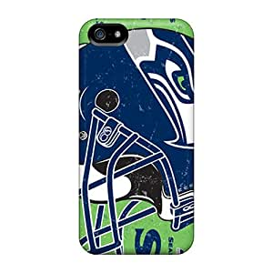 Perfect Fit KyE691CHGC Seattle Seahawks Case For Iphone - 5/5s