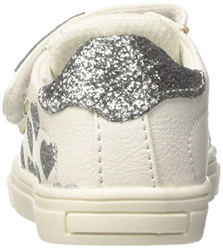 Averi303 Balducci Niñas Zapatillas 303 Para white Blanco zawaAq
