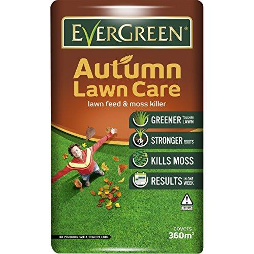 EverGreen 360 m sq Autumn Lawn Care Feed