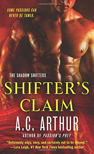 book cover of Shifter\'s Claim