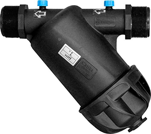 IrrigationKing RKYD200 2'' Y Disc Filter - 120 Mesh - 53 GPM, 130 psi by IrrigationKing