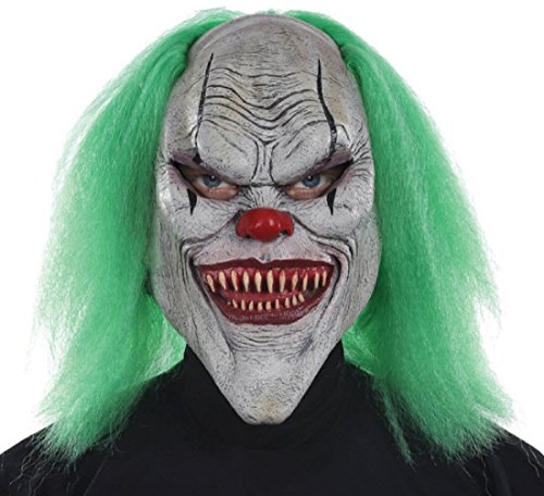 EVIL CLOWN MASK -