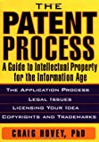 The Patent Process, Craig Hovey, 0471442178
