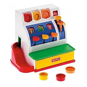 Fisher-Price Fun 2 Imagine Cash Register