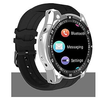 LCDIEB Reloj Deportivo Nueva 3G Reloj Inteligente con WiFi Android ...