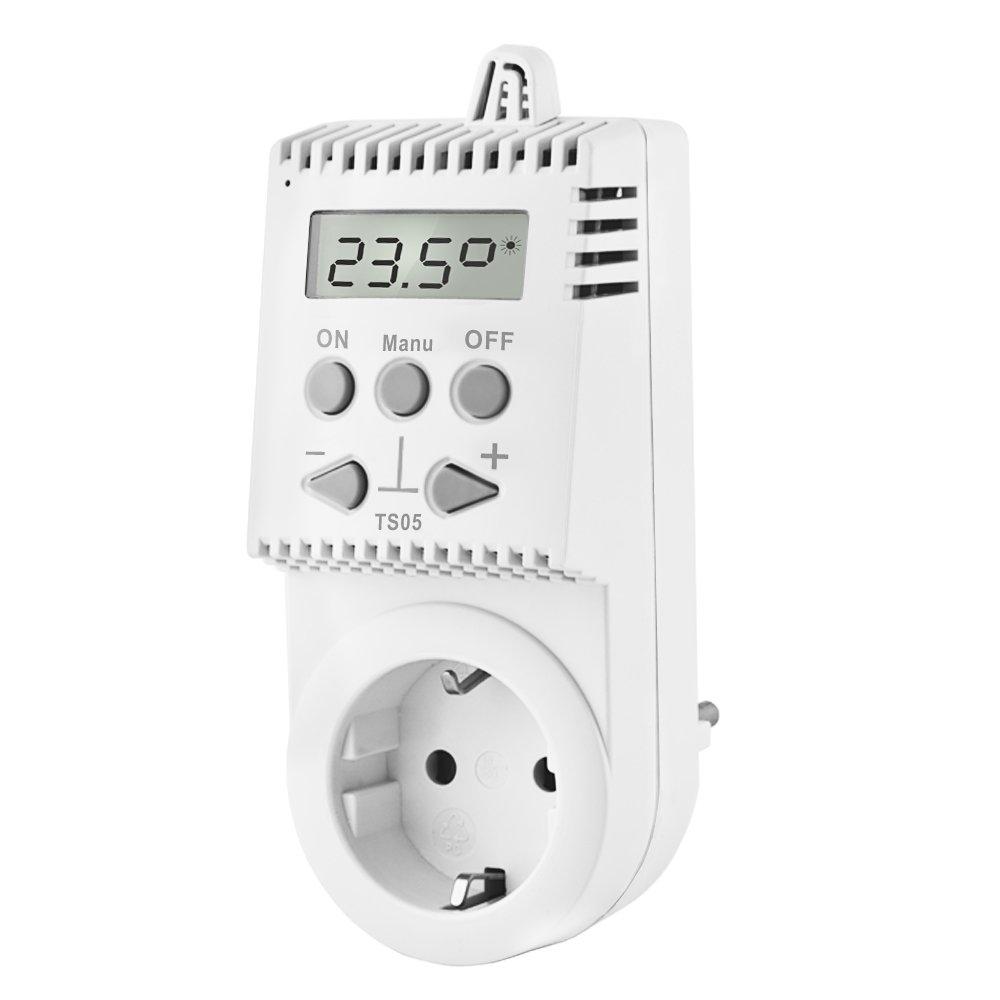 Steckdosenthermostat für Infrarotheizungen