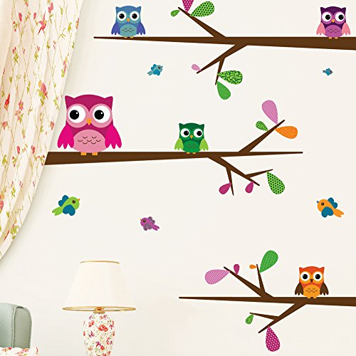 Decals Design 'Kid Looking at You' Wall Sticker (PVC Vinyl, 70 cm x 50 cm)