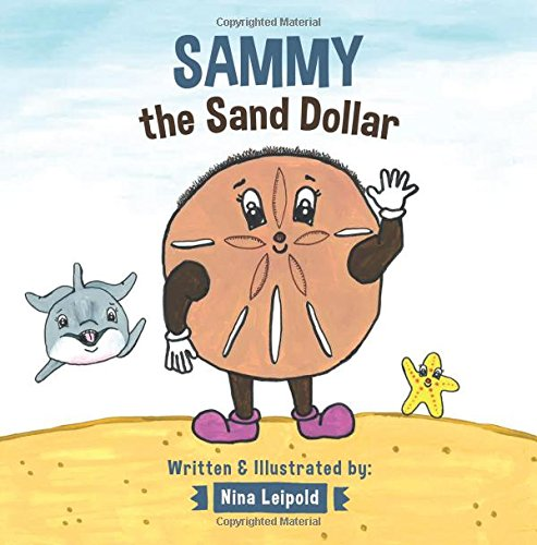 Sammy The Sand Dollar Amazonde Nina Leipold Fremdsprachige Bücher