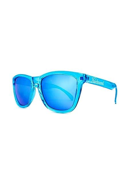 Knockaround Clásicos no polarizado gafas de sol (Blue Monochrome)