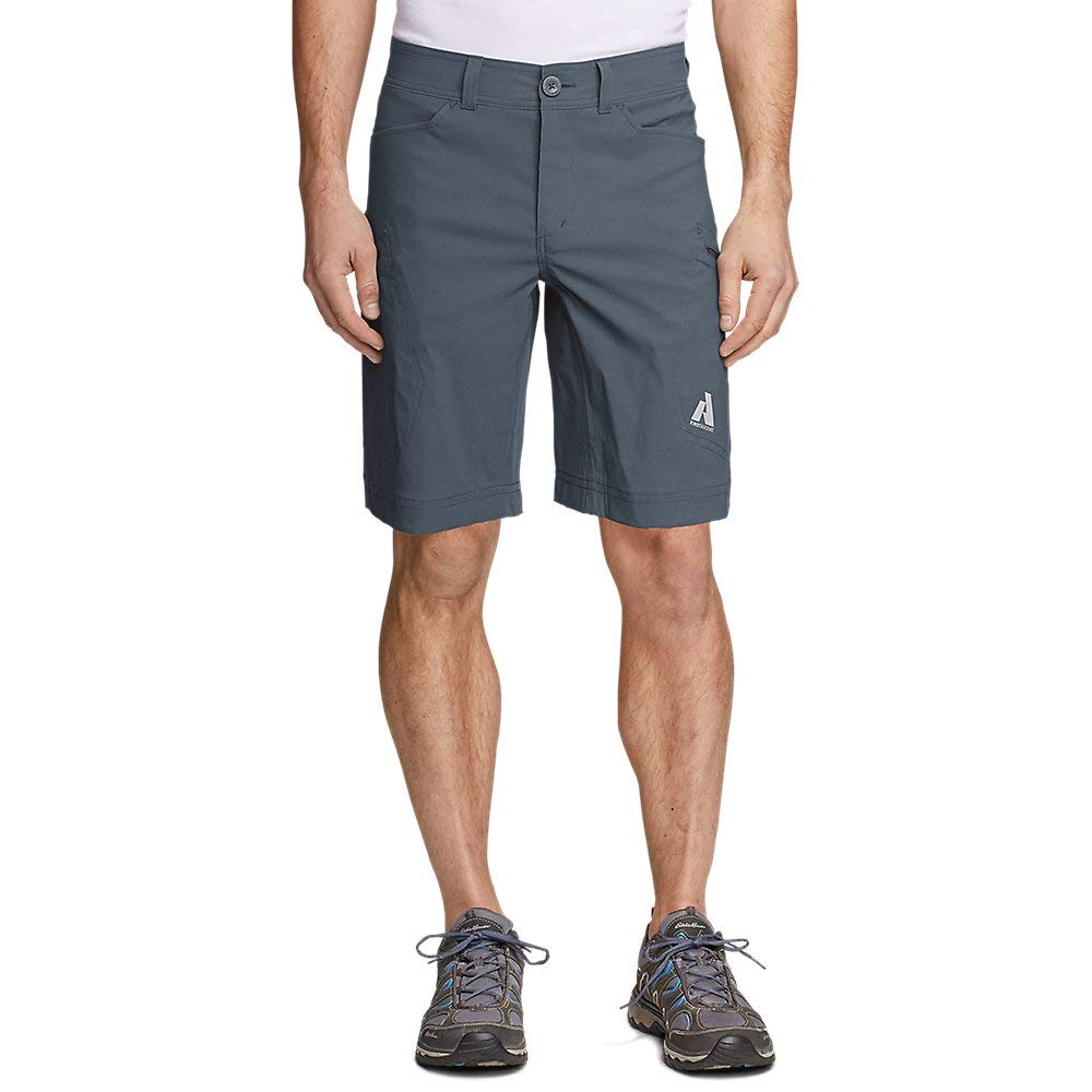 Eddie Bauer Men's Guide Pro Shorts, Graphite Regular 30 by Eddie Bauer