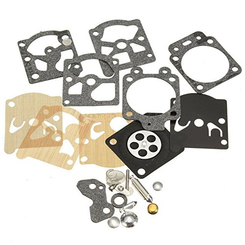 Carb Gasket Diaphragm - Carburetor Carb Gasket Diaphragm Repair Rebuild Kit For Walbro WAT WA WT Series
