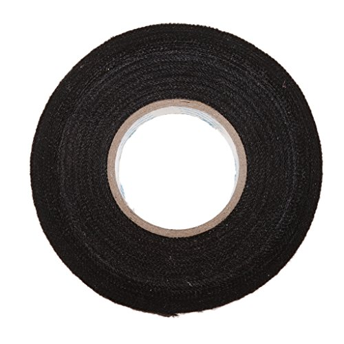 KESOTO Car Auto Interior Wire Loom Harness Tape 19 mm X 20 Meters, High Temperature Resistance -40°C~150°C: