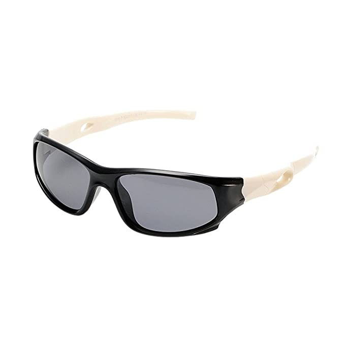 ffc5a1d7343 IWOCH Sunglasses for Boys Polarized Sunglasses for Baby Girls Rubber  Flexible age 3-10