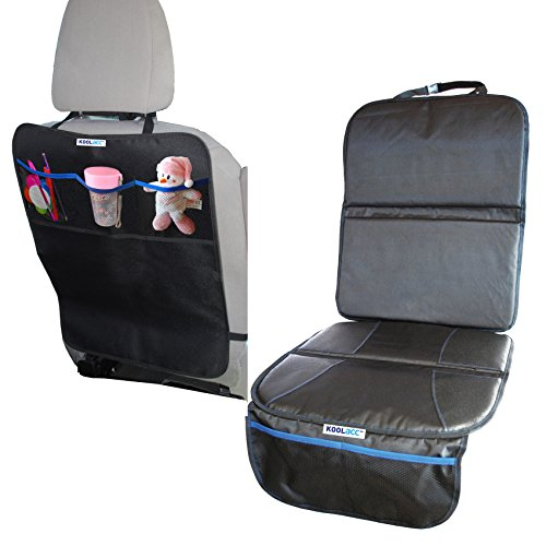 high back booster car seat cover - 6
