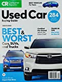 Consumer Reports Used Car Buying Guide December 2017, 284 Models Rated
