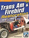 Trans Am & Firebird Restoration: 1970-1/2 - 1981 (Restoration How-to)