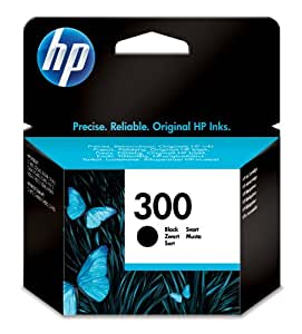 HP CC640EE - Cartucho de tinta original, negro