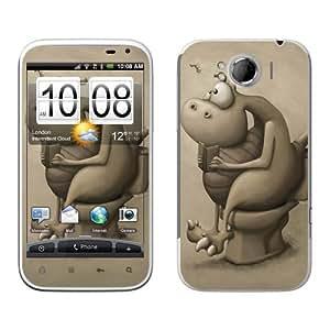 Diabloskinz B 0070-0028-0001 Dragon Skin para HTC Sensation XL