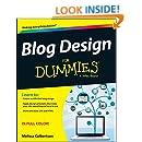 Blog Design For Dummies