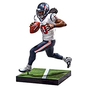 McFarlane Toys EA Sports Madden NFL 17 Ultimate Team DeANDRE Hopkins Houston Texans Action Figure