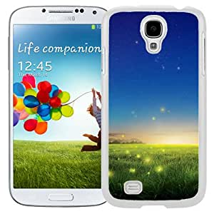 Fireflies Country Field (2) Durable High Quality Samsung Galaxy S4 Case