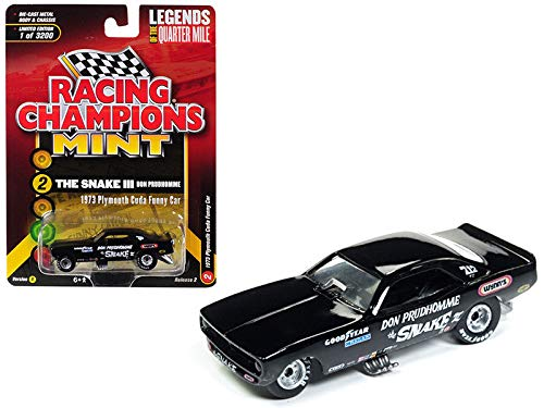 DIECAST 1:64 Mint - Legends of The Quarter Mile - The, used for sale  Delivered anywhere in USA