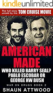Amazoncom American Made Who Killed Barry Seal Pablo