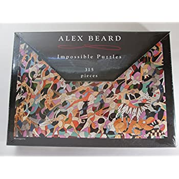 Great American Puzzle Factory Impossible Puzzle Menagerie
