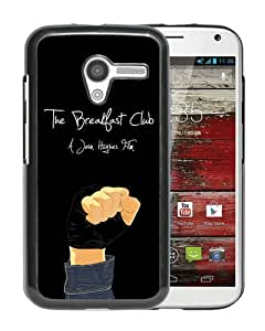 Motorola Moto X Breakfast Club Black Screen Cover Case Unique and Fashion Design